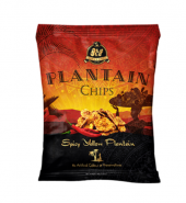Olu-olu plantain chip – spicy