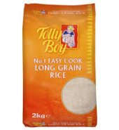 Tolly Boy Long-Grain Rice