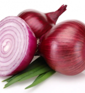 Red Onions Bag 4KG