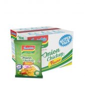 Indomie onion chicken super pack (40x120g)