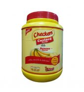 Checkers custard powder (banana flavour) 2kg