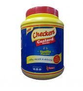 Checkers custard powder (vanilla flavour) 2kg