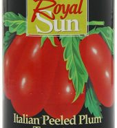 Royal sun plum tomatoes in tomato juice 400g